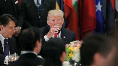 Donald Trump impone sanciones simbólicas al Líder Supremo de Irán