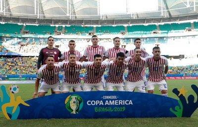 Paraguay clasifica a los cuartos de final de la Copa América 2019