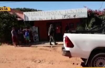 Comerciantes fueron atacados a tiros en Yby Yaú