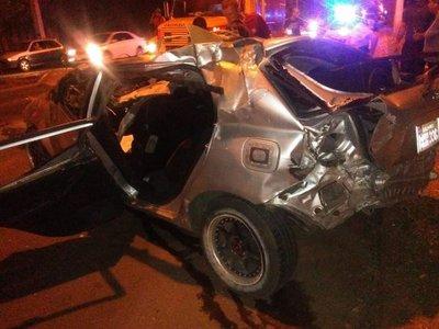 Escolta de Marito falleció en accidente de tránsito