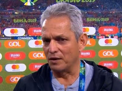 Reinaldo Rueda reconoce el buen rendimiento de su equipo