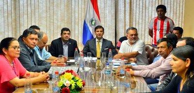 Gobierno promete acelerar una respuesta a reclamos de la CNI