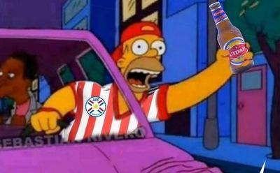 Paraguay clasificó con dos puntos y estallaron los memes