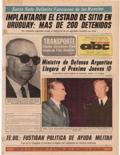 25 de junio de 1969