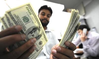 El Banco Central intervino en el mercado y bajo el Guaraní frente al Dolar