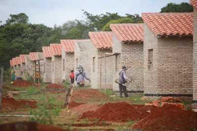 Gobierno se acerca a las 10.000 viviendas sociales culminadas