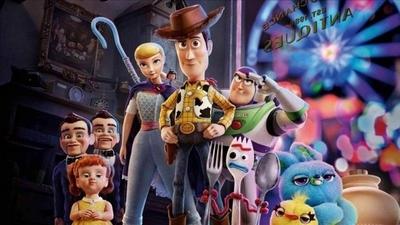 """HOY / """"Toy Story 4"""" reina en EE.UU. y acaba con la mala racha de las secuelas"""
