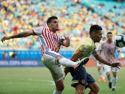 El árbitro de Paraguay-Brasil