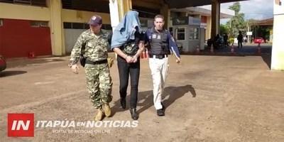 ARGENTINO DETENIDO POR COACCIÓN EN ZONA PRIMARIA ENCARNACIÓN