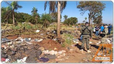 Hallan supuestos explosivos cerca de la cárcel de Pedro Juan Caballero