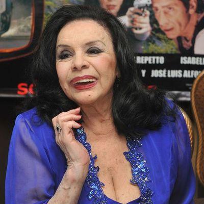 Muere la actriz Isabel Sarli, ícono del cine argentino