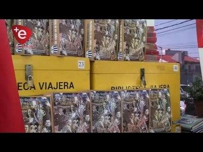 DONAN MATERIAL BIBLIOGRÁFICO DEL 22 DE SETIEMBRE A ESCUELAS DE ITAPÚA