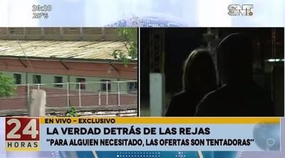 """Exmiembro del """"Clan Rotela"""" cuenta cómo se opera en la cárcel"""