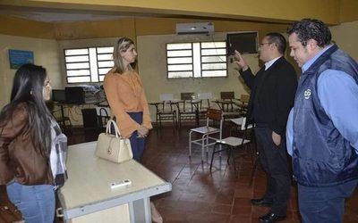 SNPP iniciará cursos en Presidente Franco