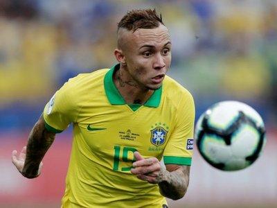 Everton destaca calidad de dos jugadores de Paraguay