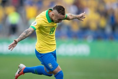 Everton se refirió a la 'paternidad' de Paraguay