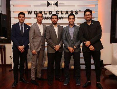 La gran final de World Class Paraguay