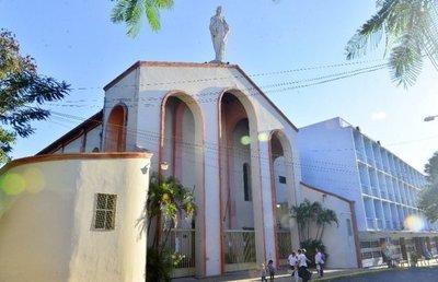 Barrio Pettirossi honra al Sagrado Corazón de Jesús