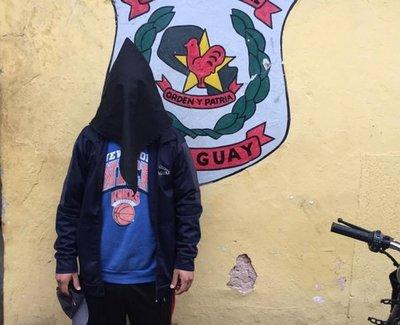 Detienen a supuesto asesino en Luque