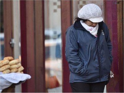 Meteorología pronostica un miércoles frío y con posibles lloviznas