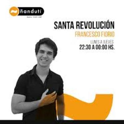 Santa Revolución con Francesco Fioro