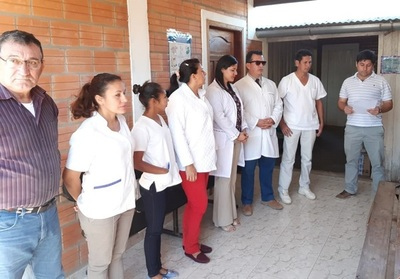 Profesionales de salud y equipos llegan para mejora de salud en Alto Paraguay