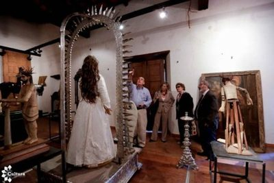 Buscarán la reapertura del Museo Monseñor Juan Sinforiano Bogarín
