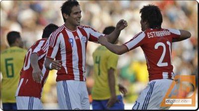 Brasil, el rival que más enfrentó Paraguay en Copa América