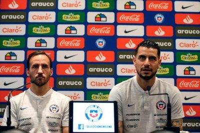 Arias no ve favoritos entre Chile y Colombia