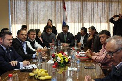 Gobierno y CNI llegan a acuerdo para proyectos de reactivación productiva » Ñanduti