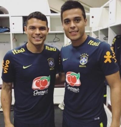 Sandoval, fue llamado para sparring de la selección brasileña
