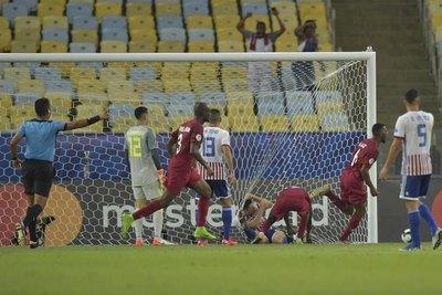 Catar y Japón no pudieron con la maldición de la Copa América