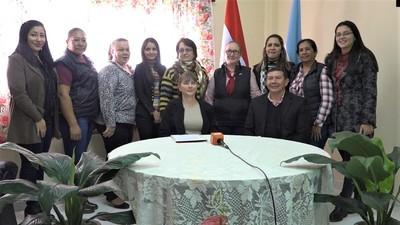 Crean despacho de la primera dama departamental en Boquerón
