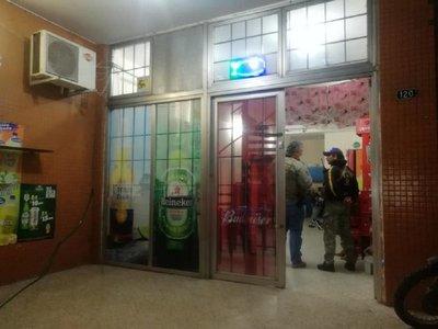 Utilizaban bodega de fachada para la venta de cocaína en Asunción