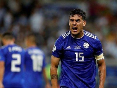 Paraguay va por la  hazaña y eliminar a Brasil de su copa