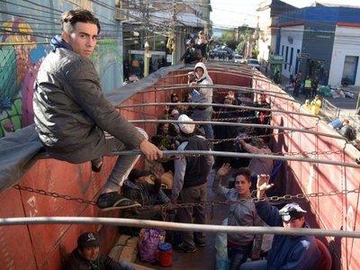 Campesinos levantan protesta tras acuerdo de millonaria transferencia