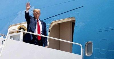Trump se reúne en Japón con líderes del mundo en el marco de la cumbre del G20