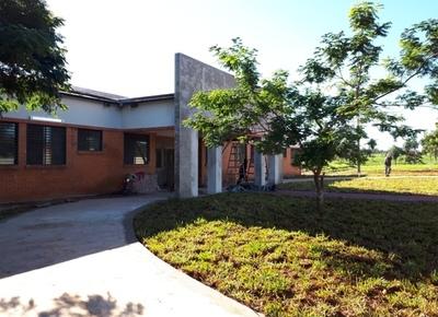 Esta semana culminan obras de Unidades de Salud Familiar que se habilitarán en San Pedro
