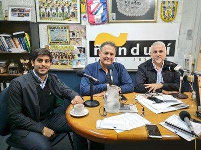 """""""El futuro de Paraguay está en la industrialización"""", afirma empresario"""