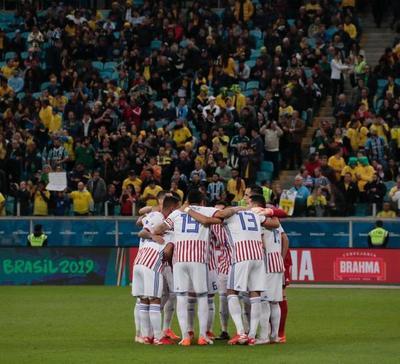 ¡INFARTANTE! Paraguay resiste y define en penales con Brasil