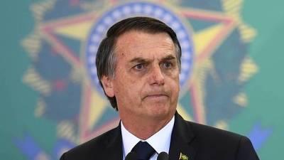 """Bolsonaro responde a las críticas de Merkel: """"Alemania debe aprender de Brasil"""""""