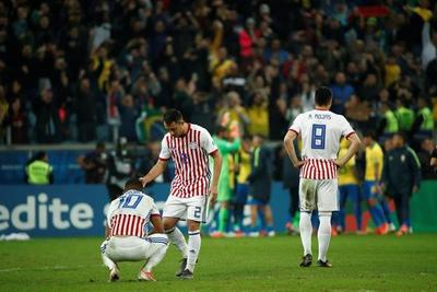 Paraguay quedó fuera de la Copa América