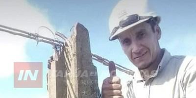 FALLECIÓ EL FUNCIONARIO DE LA ANDE ACCIDENTADO AYER EN SAN COSME.