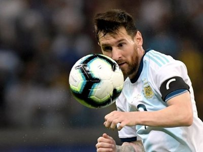 El tiempo crucial para Messi