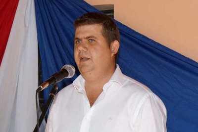 Presentan denuncia contra intendente de Caballero