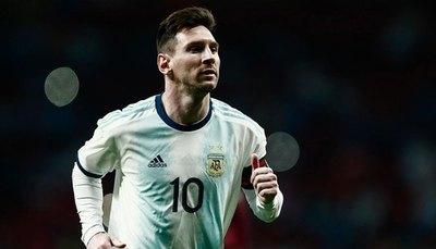 Messi y Argentina enfrentan a la desprejuiciada Venezuela