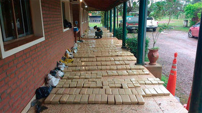 Informarán sobre situación de drogas en Paraguay