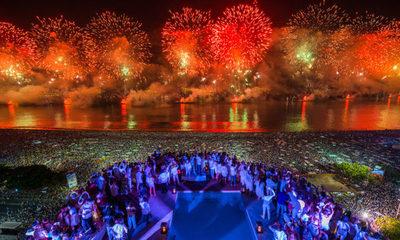 Réveillon: La Fiesta de Año Nuevo Más Grande Del Mundo