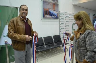 Promed inaugura nuevo centro médico en Loma Pyta