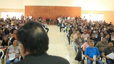 Abuso sexual infantil, suicidio y bullying, temas de capacitación docente en Canindeyú